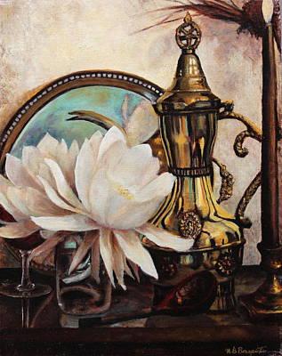 Old World Charm Art Print by M Diane Bonaparte