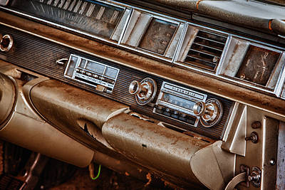 Oldsmobile Art Print by Richard Steinberger