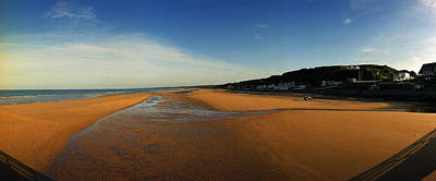 Photograph - Omaha Beach At Dog One by Jan W Faul