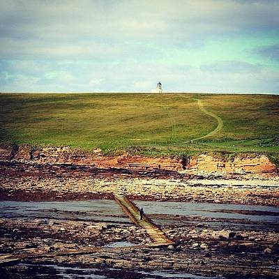 Landscapes Wall Art - Photograph - Orkney's Landscape by Luisa Azzolini