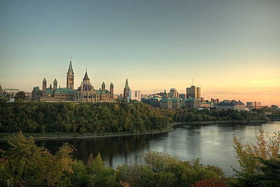 Photograph - Ottawa by Josef Pittner