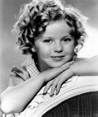 1935 Movies Photograph - Our Little Girl, Shirley Temple, 1935 by Everett