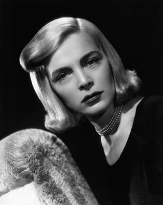 1950s Movies Photograph - Paid In Full, Lizabeth Scott, 1950 by Everett