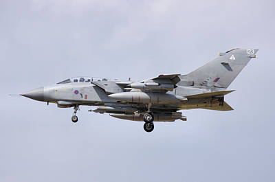 Photograph - Panavia Tornado Gr4  by Tim Beach