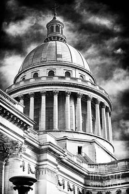 Photograph - Pantheon by John Rizzuto