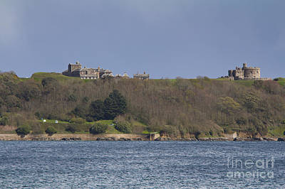 Kernow Photograph - Pendennis Castle  by Brian Roscorla