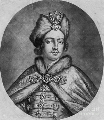 Peter The Great, Emperor And Autocrat Art Print