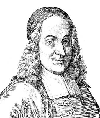 Skullcap Photograph - Philipp Spener (1635-1705) by Granger
