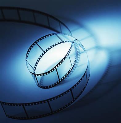 Photograph - Photographic Film by Tek Image