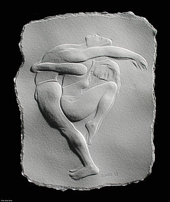 Relief - Pilobilus Dancers by Suhas Tavkar