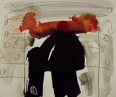Portal Art Print by Jorgen Rosengaard