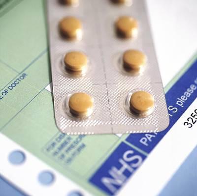Photograph - Prescription Drugs by Cristina Pedrazzini
