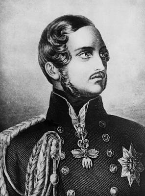 Prince Albert 1819-1861, Husband Art Print by Everett