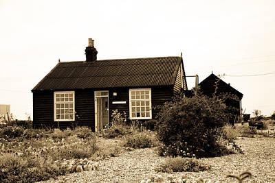 Prospect Cottage Derek Jarmen Print by Dawn OConnor