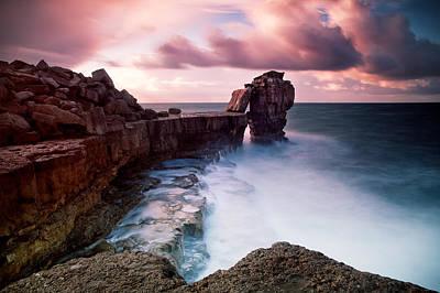 Gb Photograph - Pulpit Rock by Nina Papiorek