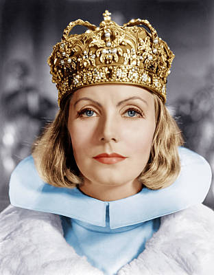Queen Christina, Greta Garbo, 1933 Art Print