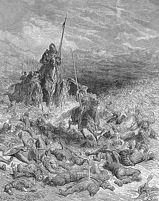 Rabelais: Gargantua Print by Granger