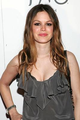At A Public Appearance Photograph - Rachel Bilson At A Public Appearance by Everett