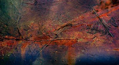 Raging Rapids Art Print by Empty Wall