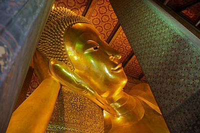 Reclining Buddha Original by James O Donnell