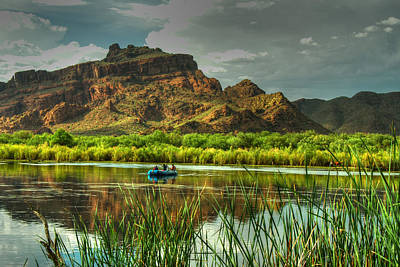 Photograph - Red Mountain by Tam Ryan