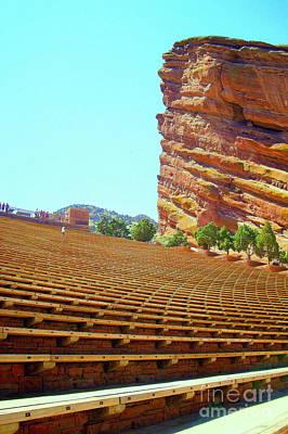 Red Rocks Amphitheater Original