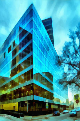 Photograph - Reflections by Michael Goyberg
