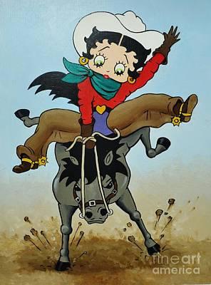 Ride-um Betty Original