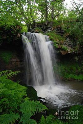 Photograph - Ridge Lane Waterfalls by Doug Thwaites