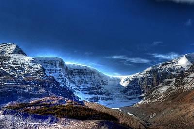 Rocky Mountains Art Print by Dan S