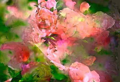 Rose 142 Art Print by Pamela Cooper
