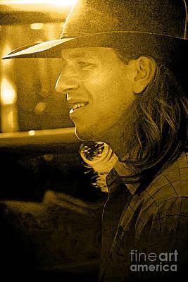 Cowboys Photograph - Rough Rider 2 by Gib Martinez