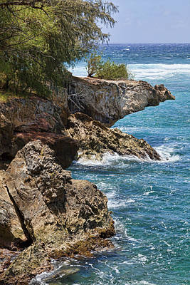 Mahaulepu Beach Photograph - Rugged Beauty by Kelley King