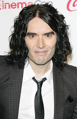 Russell Brand In Attendance For 2011 Art Print