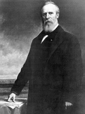 Rutherford B. Hayes 1822-1893 , U.s Art Print
