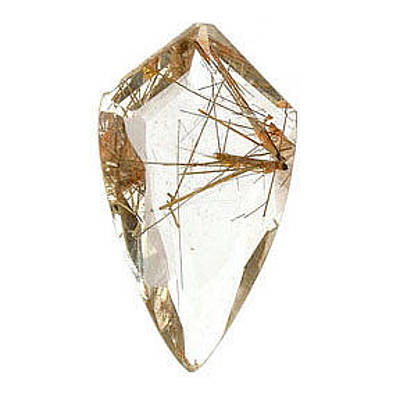 Jewelry - Rutilated Quartz by Dianne Brooks