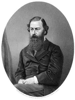 Samuel Baker, British Explorer Art Print by