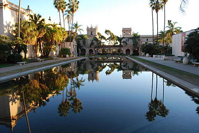 Photograph - San Diego Reflections by Catherine Kurchinski