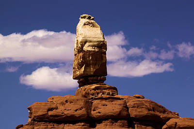 Photograph - Santa Clause At Canyonlands National Park by Adam Jewell
