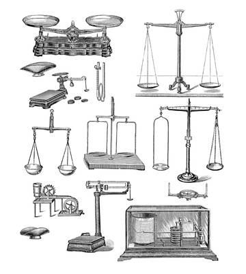 Slider Photograph - Scientific Equipment, Historical Artwork by Mehau Kulyk