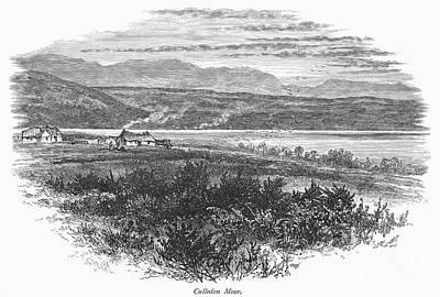 Scotland: Culloden Moor Art Print