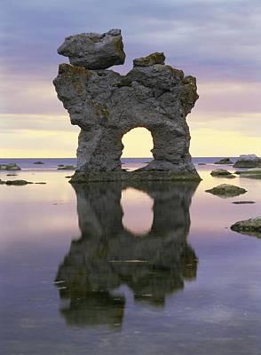 Sea Arch Art Print by Bjorn Svensson