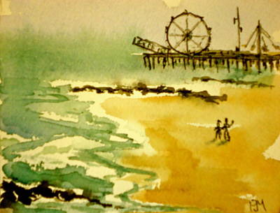 Seaside Original by Pete Maier