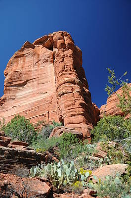 Sedona Photograph - Sedona 05 by Earl Bowser
