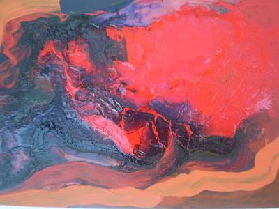 Senza Titolo Art Print by Dusan  Marelj