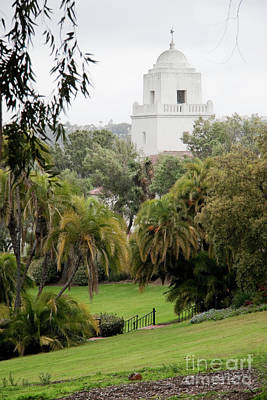 Photograph - Serra Museum Presidio Historical Landmark Park San Diego California Usa by Sherry  Curry