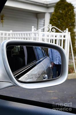 Side View Mirror Art Print
