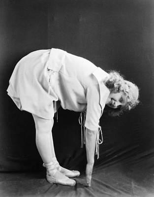 Photograph - Silent Still: Exercise by Granger