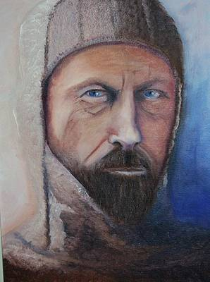 Painting - Sir Douglas Mawson by Catherine Link