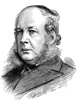 Sir Henry James S. Maine Art Print by Granger